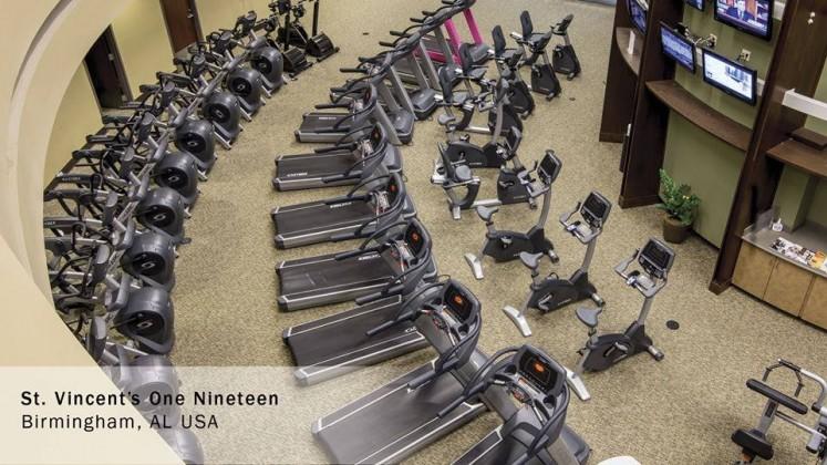 Equipment Manufacturer - Cybex - Health Fitness India - 29