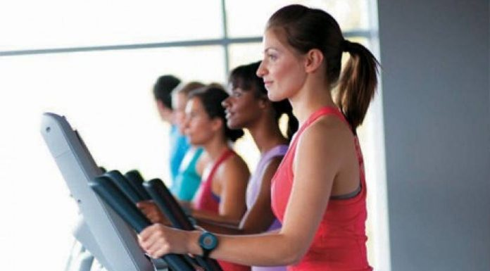 Exercise using Cross-Trainer Benefits - Health Fitness India