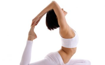 Hatha Yoga Exercise - Health Fitness India - 1