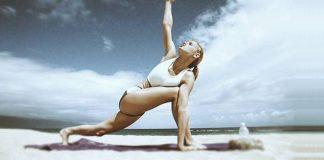 Iyengar Yoga Exercise - Health Fitness India