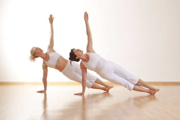 Power Yoga Exercise - Health Fitness India - 1
