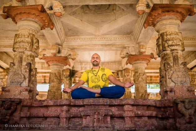 Pradeep Mehta - Instructor Trainer Teacher - Yoga - Health Fitness India