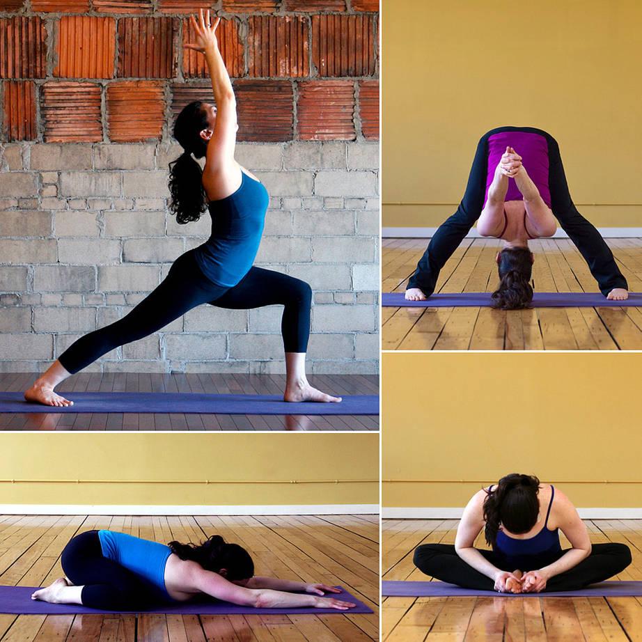 Yoga Beginner Exercise - Health Fitness India - 1