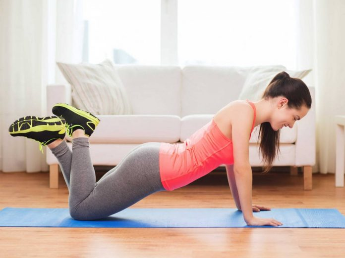 Home Exercise - Health Fitness India - 1