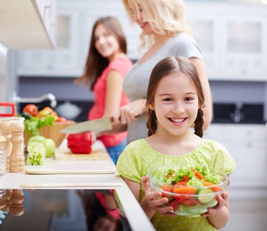 Online Course – Child Nutrition and Cooking – Stanford