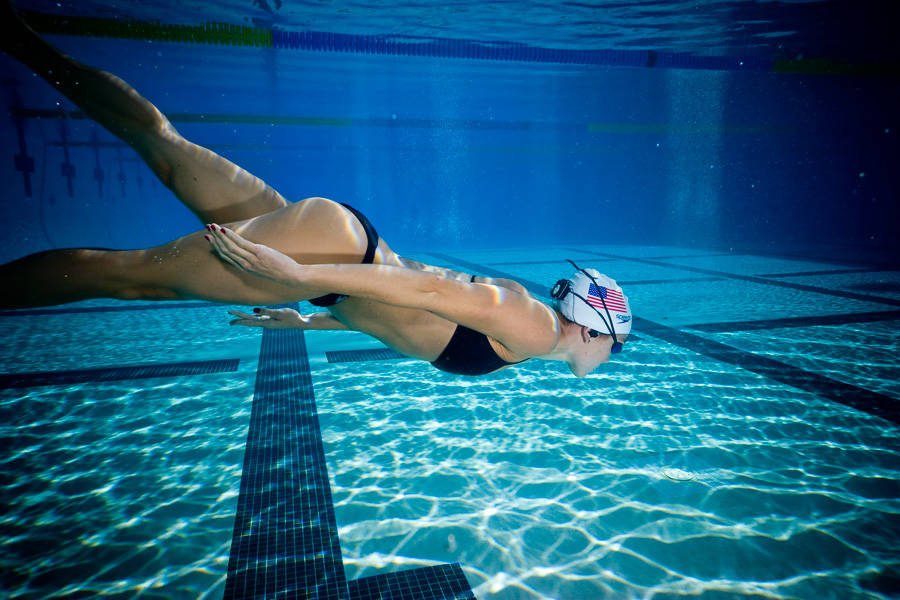 Swimming - Health Fitness India