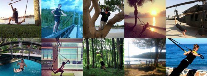 TRX Training - Health Fitness India
