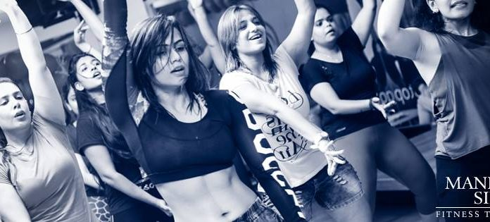 Manisha Singh - LesMills Certified Group Fitness Trainer CXWORX BODYCOMBAT Aerobics Bosu TRX - Health Fitness India - 1