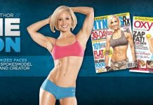 Fitness Model Jamie Eason - Health Fitness India