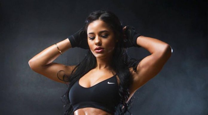 Fitness Model Katya Elise Henry - Health Fitness India