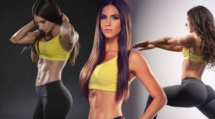 Fitness Model Jen Selter - Health Fitness India