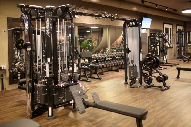 Equipment Manufacturer - Life Fitness - Health Fitness India