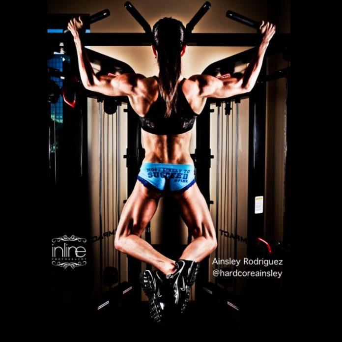 Back Exercises - Health Fitness India - Ainsley Rodriguez - Fitness Model - 1