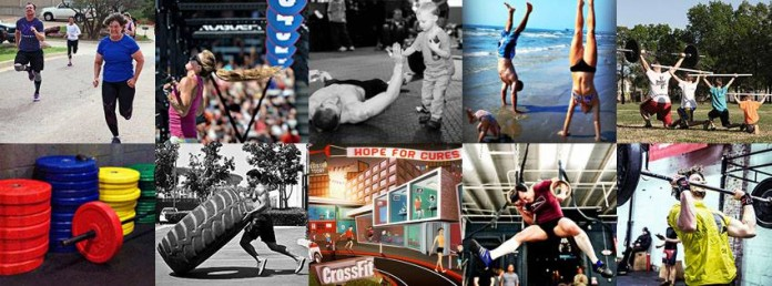 CrossFit Exercise - Health and Fitness India