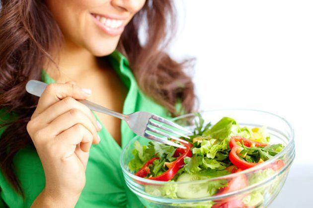 Health Fitness India - What to eat in a day - fruit veg meat grains water more