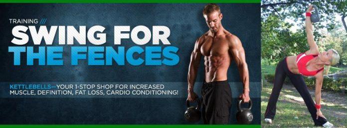 Kettlebell exercise - Health Fitness India - 1