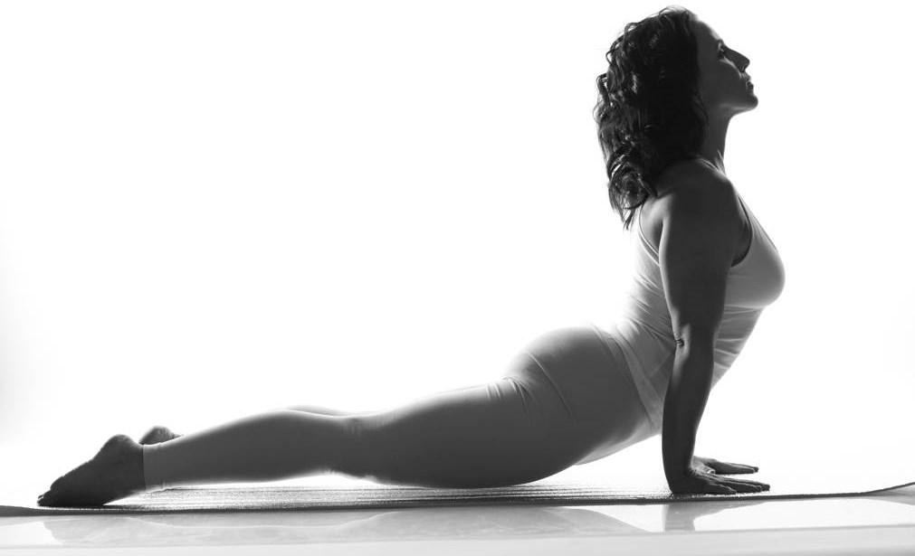 Iyengar Yoga Exercise - Health Fitness India - 1