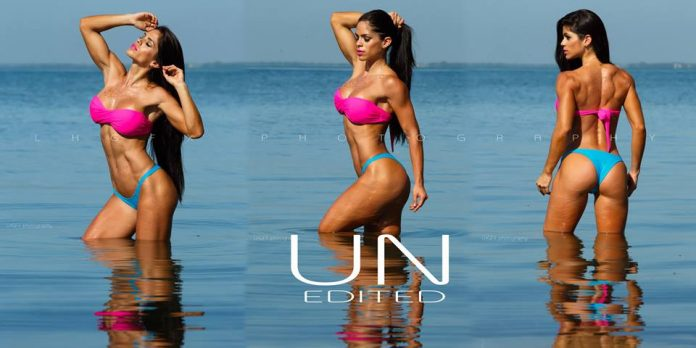 Fitness Model Michelle Lewin - Health Fitness India